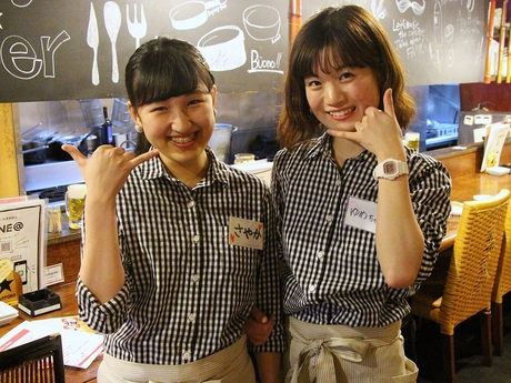 人を笑顔に出来る最高の仕事刈谷駅前のダイニング居酒屋毎年9月7日は特別な日面接の時に…