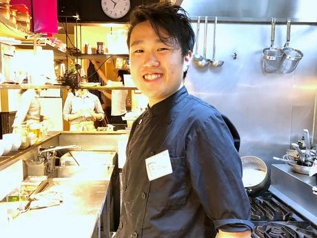 様々な創作料理や調理技術が身に付き、将来に活かせる!大人気の創作居酒屋です!料理できる男女はモテる!